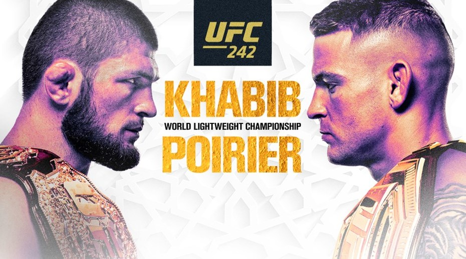 En Vivo# khabib-poirier Fight on tv