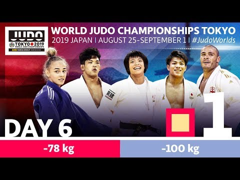 World Judo Championships 2019: Day 6 - Elimination