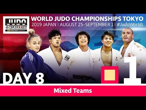 World Judo Championships 2019: Day 8 - Elimination