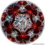 Cymatics photo frequency of 18Hz Infrasonic