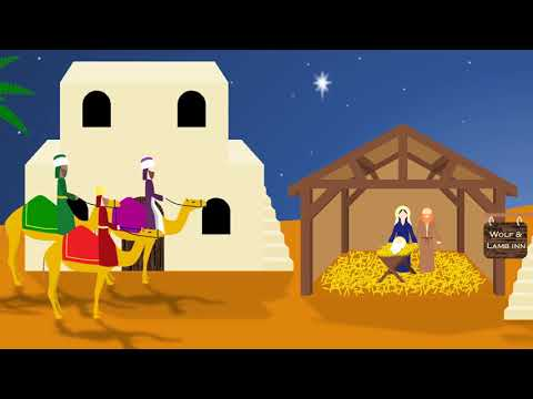 A MisreadBible Christmas (The Nativity)
