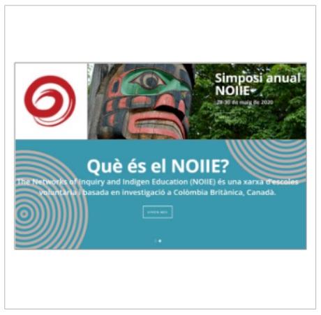Barcelona-Vancouver: Xarxes per al canvi al Simposi NOIIE2019