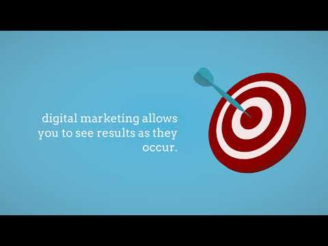 Benefits of Digital Marketing   Blue Edge Business