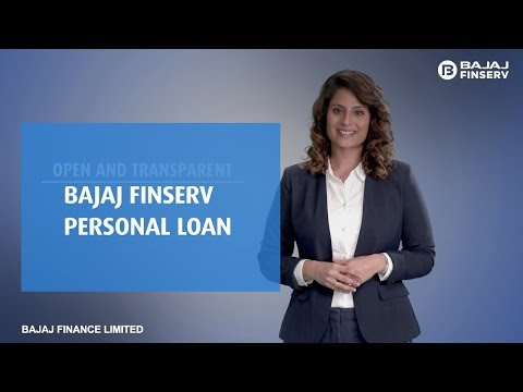 Personal Loan from Bajaj Finserv