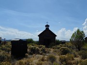 Saint Brigid's Catholic Church - Fort Rock - Oregon