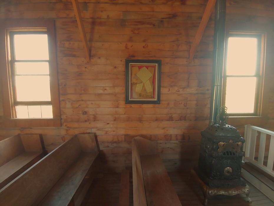 Saint Brigid's Catholic Church - Fort Rock - Oregon