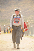2018 Bataan Memorial Death March at White Sands