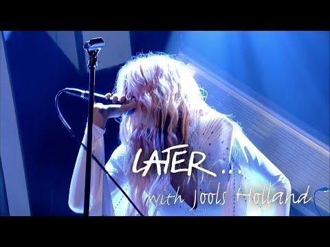 Starcrawler - I Love LA ( Later... With Jools Holland)