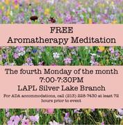 Meditation with Aromatherapy