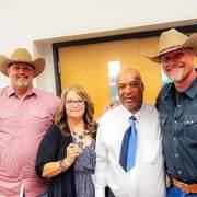 Thanks to sheriff Lamb