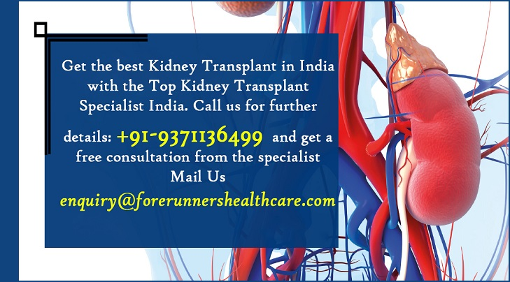 India's No.1 Healthcare for your Kidney Transplant with no waiting list