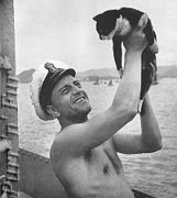 Simon who received the Dickin Award