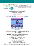 New Haven Healthy Start Consortium/CAN Meeting
