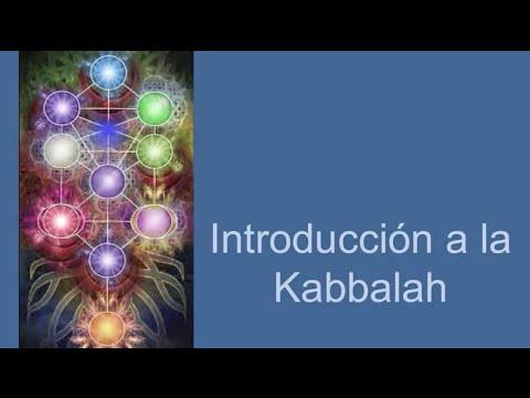 Introducción a la Kabbalah