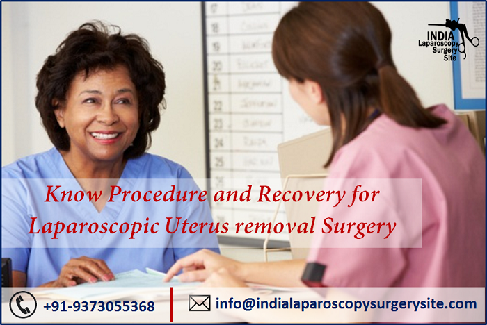 Know Procedure and Recovery for Laparoscopic Uterus removal Surgery
