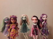Haunted dolls