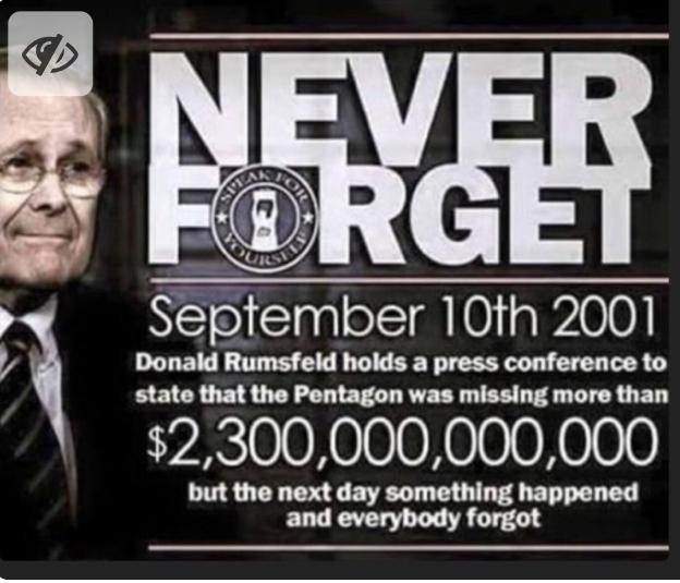 Americans Forgot