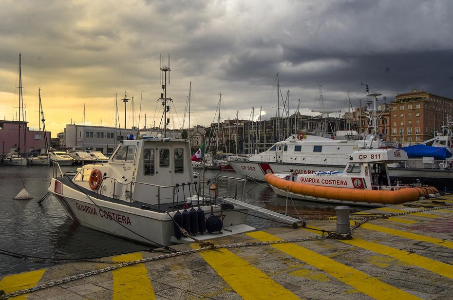Cagliari - il porto