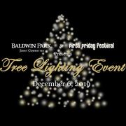 Baldwin Park Tree Lighting