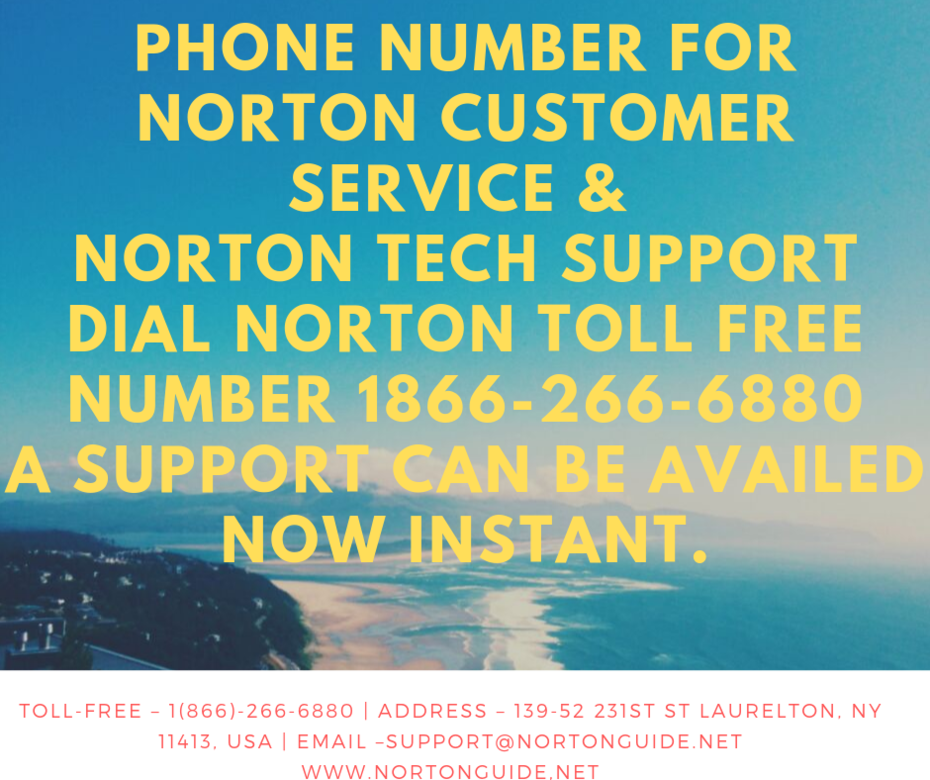Phone Number for Norton Customer Service