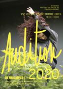 AUDITION 2020 - CIE MARCHEPIED(CH)
