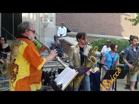 Jazz Workshop Inc jazz on the steps with Ben Barson