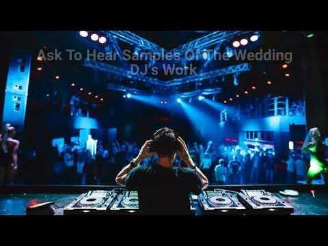 DJ Wedding Hire
