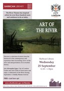 Art of the River - free talk