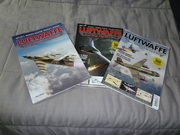 -LUFTWAFFE - Secret Projects of the IIIrd Reich, by Dan Sharp