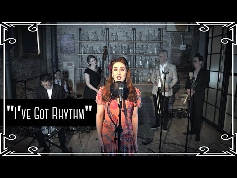 """I've Got Rhythm"" Jazz Standard Cover by Robyn Adele Anderson"