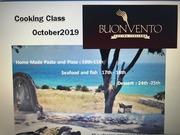 Cooking Class- Cucina Italiana