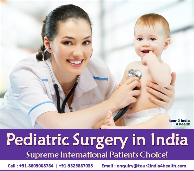 Pediatric Surgery India - Supreme International Patients Choice