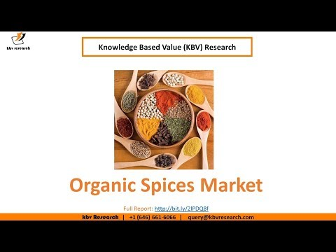 organic spices market
