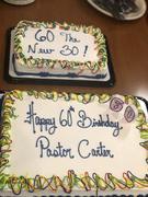 Happy Birthday Pastor Carter