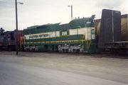 Petaluma Yard November 1993