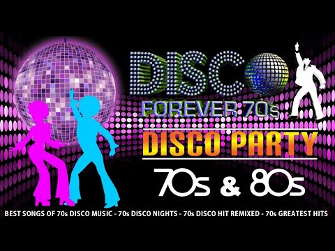 70's Disco Greatest Hits Vol. 2    70's Disco Party Mix