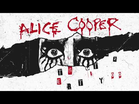 NEW RELEASE (13-9-2019) : Alice Cooper - Detroit City 2020