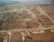 Construction of NASA Manned Spacecraft Center
