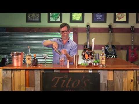 Tito's Cosmo