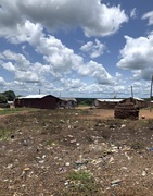 Huts in Larabanga
