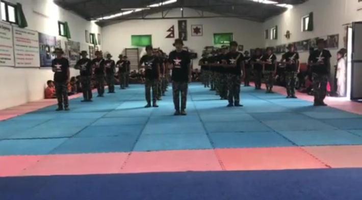 Khukuri Martial Arts - Nepal Army 2018
