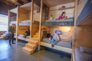 For the low-low price of $1400/month, you can live in Venice Beach at a PodShare