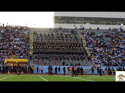 "Southern University-""What's My Name"" vs. Edward Waters 2019"