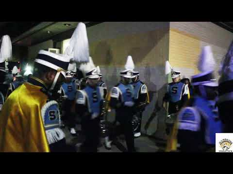 Southern University(Marching Into Bandroom) vs. Edward Waters 2019