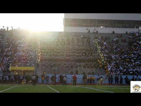 "Southern University-""Spirit"" vs. Edward Waters 2019"