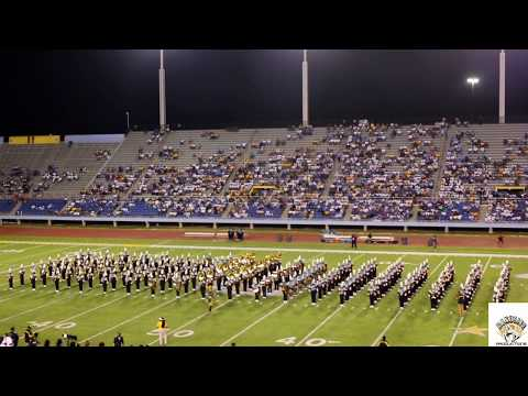 Southern University Halftime Show vs. Edward Waters 2019