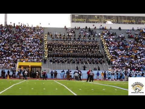 "Southern University-""Swang"" vs. Edward Waters 2019"