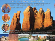 Sedona Day Trip & Malava Speaks Seminar Combination