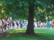 Path of Happiness Walk for Peace _ Wash DC