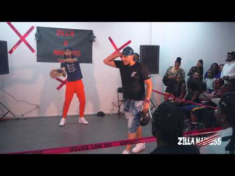 DRU VS KNUCKZ| ZILLA MADNESS